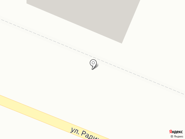 Магазин товаров для салонов красоты на карте Гатчины