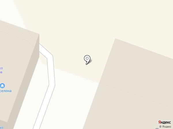 Торгово-строительная компания на карте Гатчины