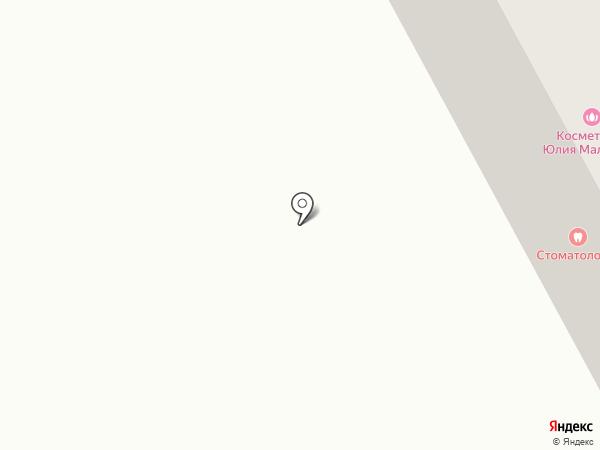 Северо-Западный Медицинский Центр+ на карте Гатчины