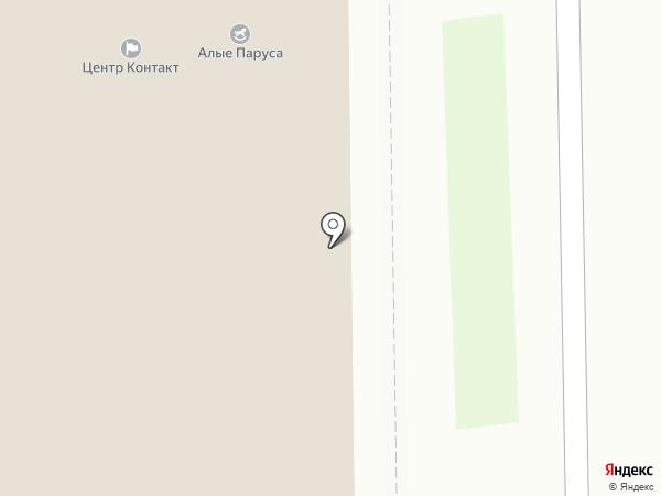 Почтовое отделение №206 на карте Санкт-Петербурга