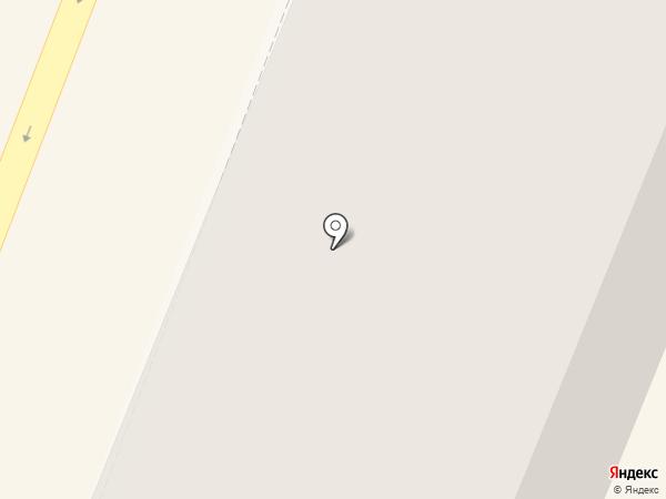 Спортлиния на карте Гатчины