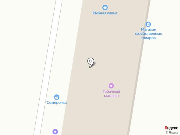 Продуктовый магазин на карте Гатчины