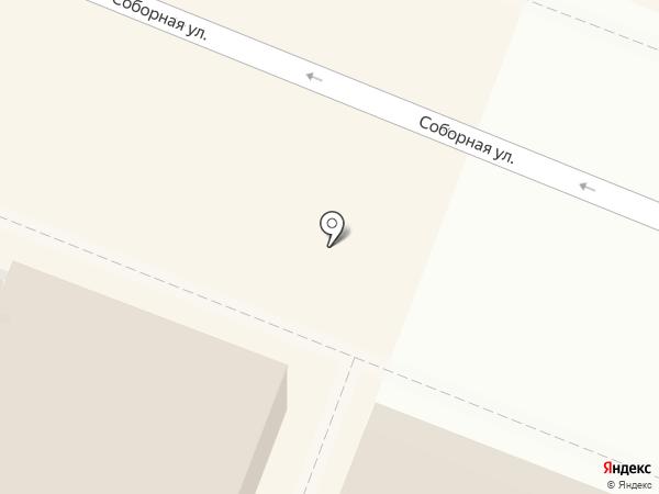 Магазин овощей и фруктов на карте Гатчины