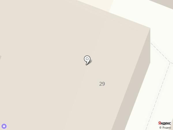 ЯНИС на карте Гатчины