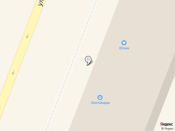Колорит на карте Гатчины