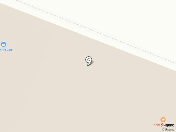 Мегафон на карте Гатчины