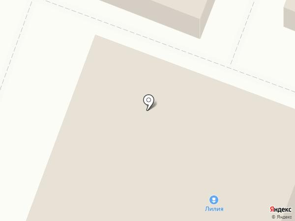 Букет+ на карте Гатчины