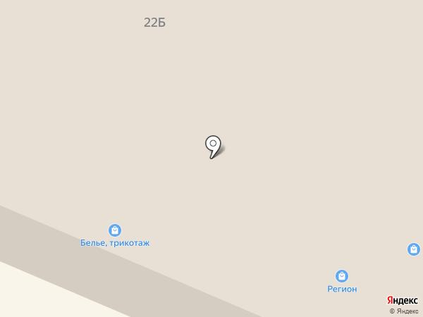 Магазин спортивной обуви на карте Гатчины