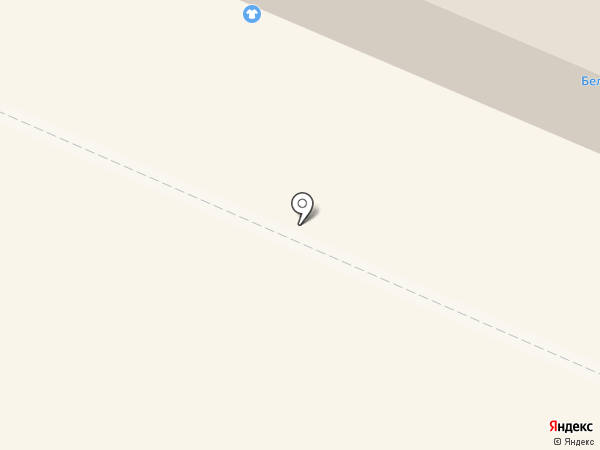 Современная линия на карте Гатчины