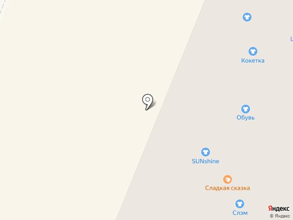 Клеопатра на карте Гатчины