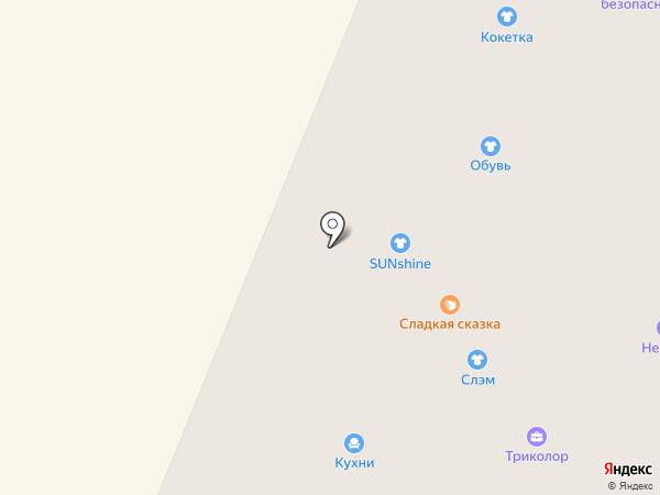 Зазеркалье на карте Гатчины