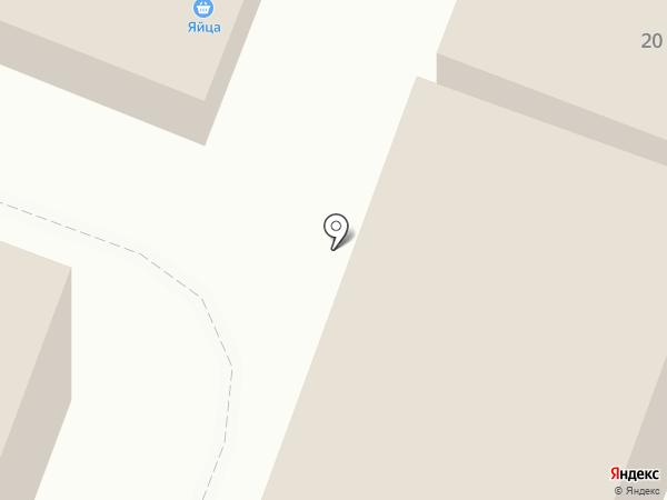 Наутилус на карте Гатчины
