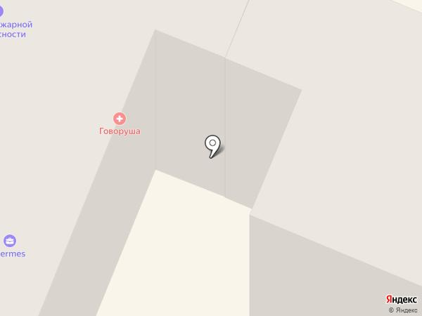 Absolu на карте Гатчины