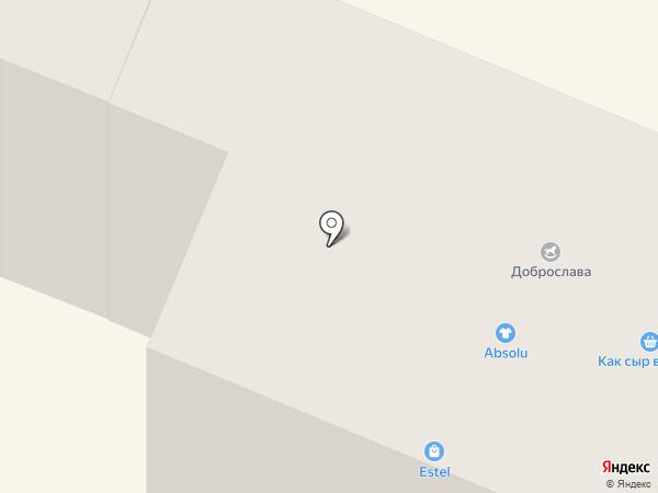 Магазин подарков на карте Гатчины
