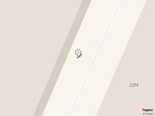Норка на карте Гатчины