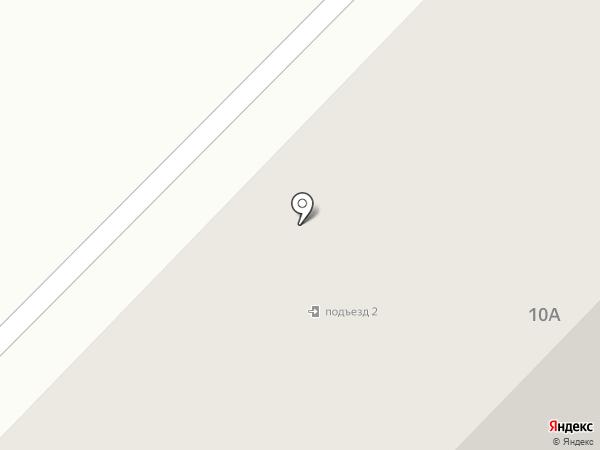 Ремстрой на карте Гатчины
