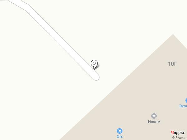 Бухгалтерика на карте Гатчины