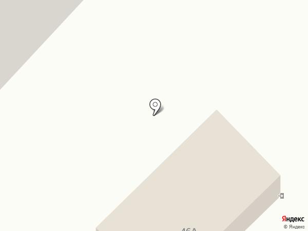 Картеж на карте Гатчины