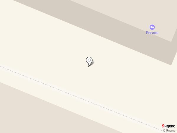 Диана на карте Гатчины
