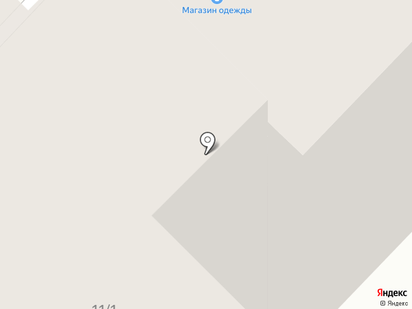 Сладкий Фунтик на карте Гатчины