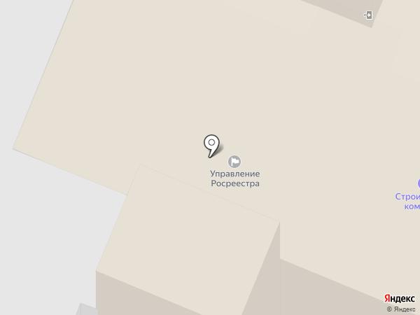 Завод Буревестник на карте Гатчины