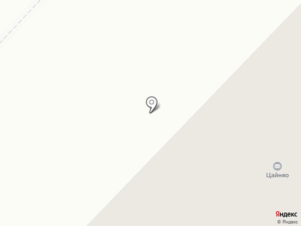 Анкур на карте Гатчины