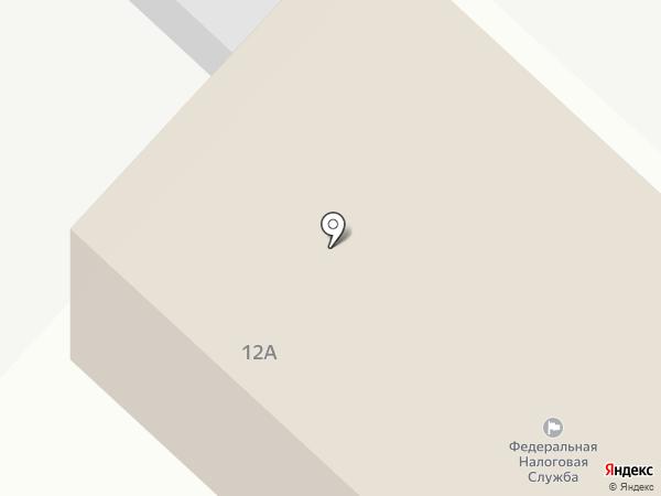 ИФНС на карте Гатчины