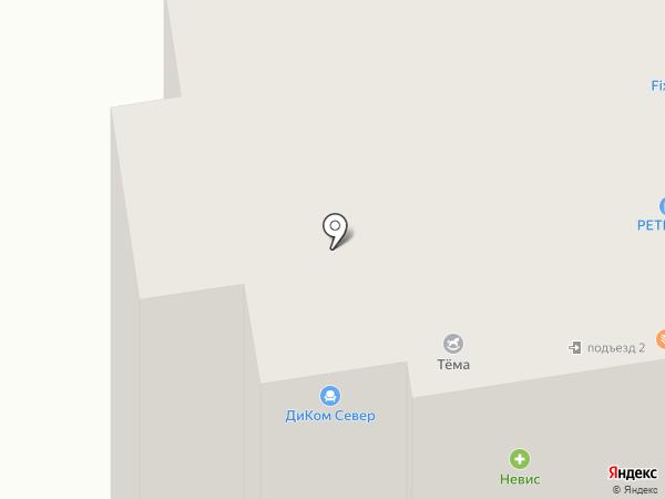 Selica Store на карте Гатчины