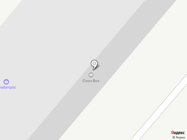 Четыре четверти на карте Гатчины
