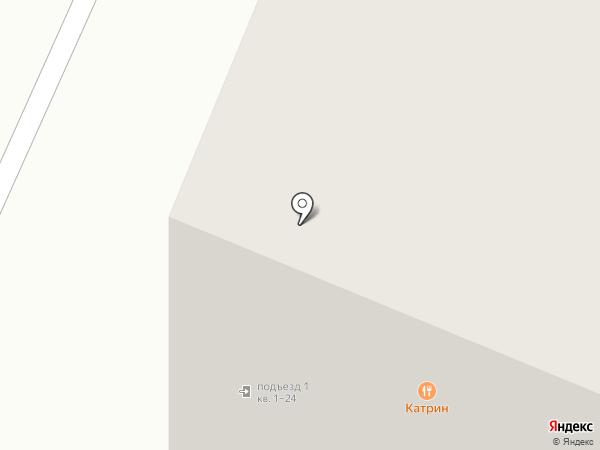 Реал на карте Гатчины