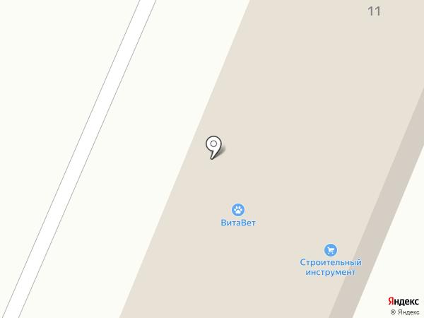 БалтКам на карте Гатчины