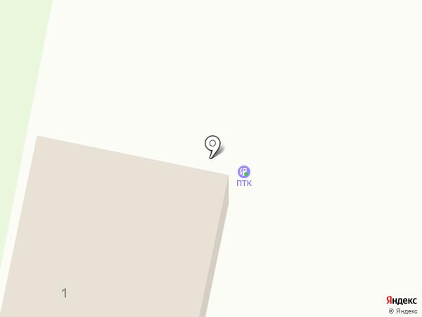 Платежный терминал, ГОРБАНК на карте Гатчины