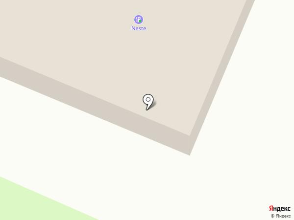 Aero на карте Сертолово