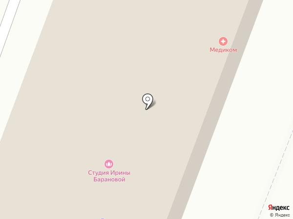 Радуга звуков на карте Гатчины