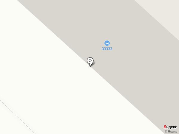 Монитор на карте Гатчины