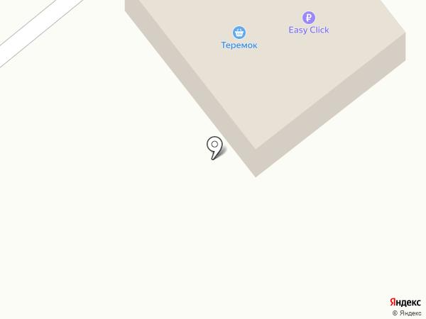 Сеть платежных терминалов на карте Пригородного