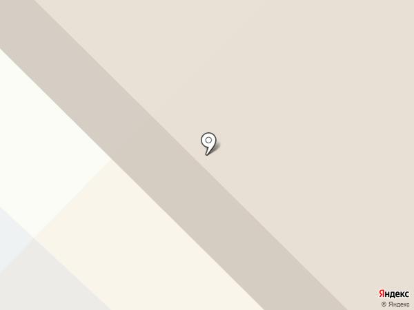 Еврострой на карте Гатчины