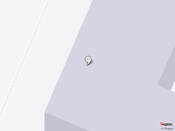 Сертоловская средняя общеобразовательная школа №1 на карте Сертолово