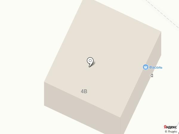 Мойдодыр на карте Малого Верево