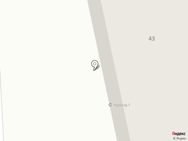 Участковый пункт полиции на карте Малого Верево