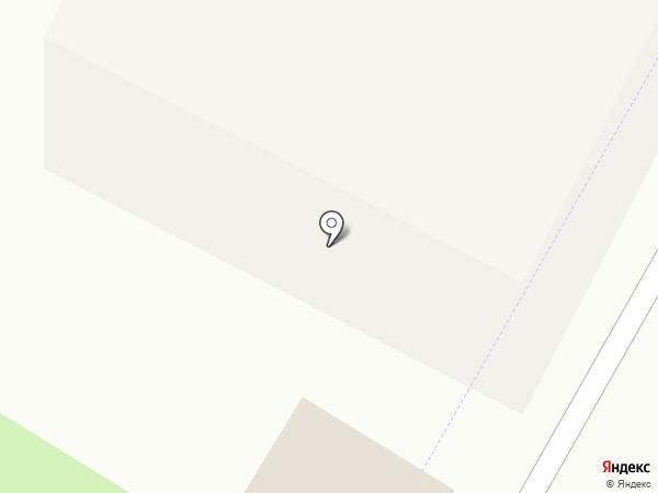 Магазин продуктов на ул. Военный городок на карте Сертолово