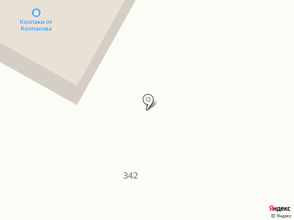 Чёрная Речка на карте Сертолово