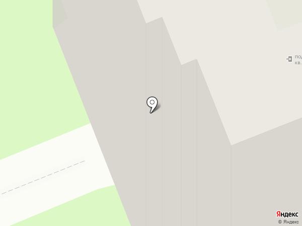 ЖСК №1277 на карте Санкт-Петербурга