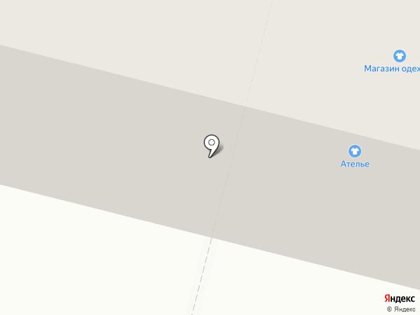 Парикмахерская на карте Нового Света