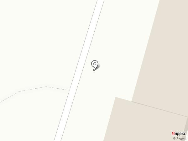 Пятёрочка на карте Нового Света