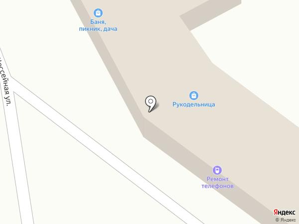 Ермолино на карте Сертолово