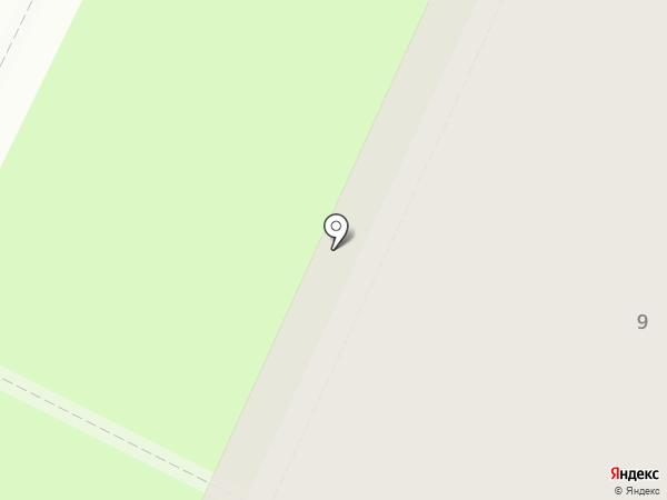 Сертоловский центр занятости населения, ГКУ на карте Сертолово