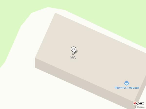 Магазин бытовой химии на Заречной на карте Сертолово