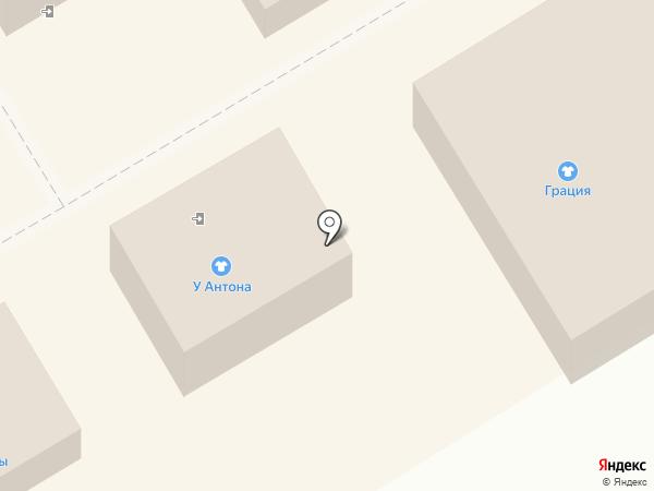 Казачок на карте Сертолово