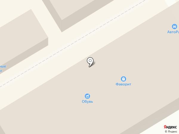 Салон мебели на карте Сертолово